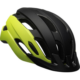 Bell Trace LED Helm schwarz/gelb